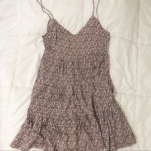 H&M Pink Floral Dress